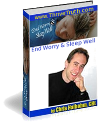 Sleep Book By Chris Halbohm Certified Hypnotist